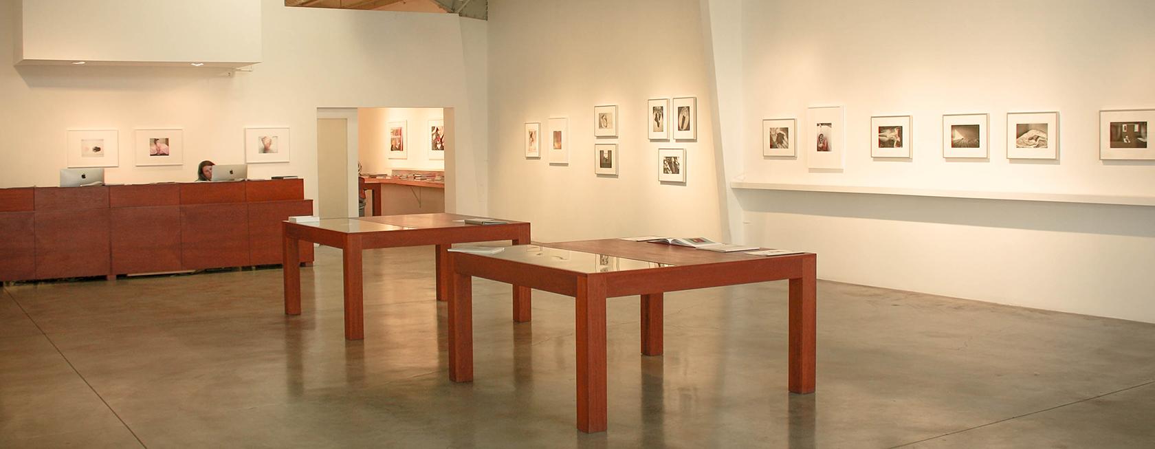 Slide of an Art Gallery in Bergamot Station